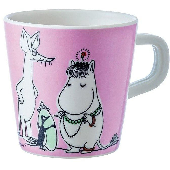 Moomin mug pink by Petit Jour - The Official Moomin Shop