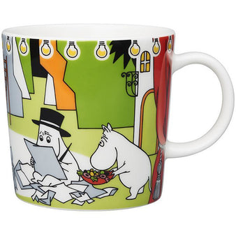 Moomin Summer Mug 2017 by Arabia - Summer Theater