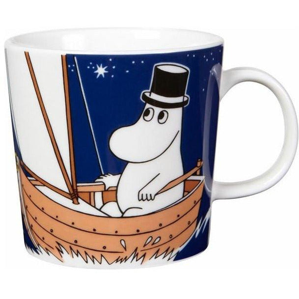 Moominpappa Sailing mug by Arabia - The Official Moomin Shop