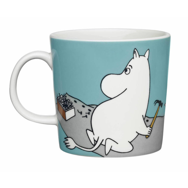 Moomintroll Mug by Arabia - The Official Moomin Shop