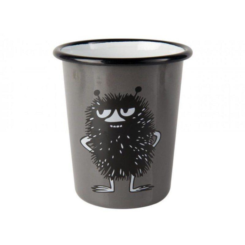 Stinky enamel cup 4 dl - The Official Moomin Shop