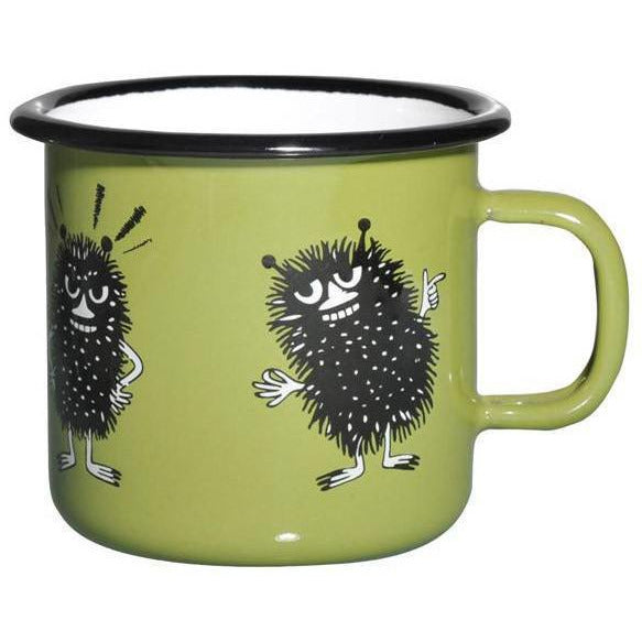 Stinky mug 2,5 dl green - The Official Moomin Shop