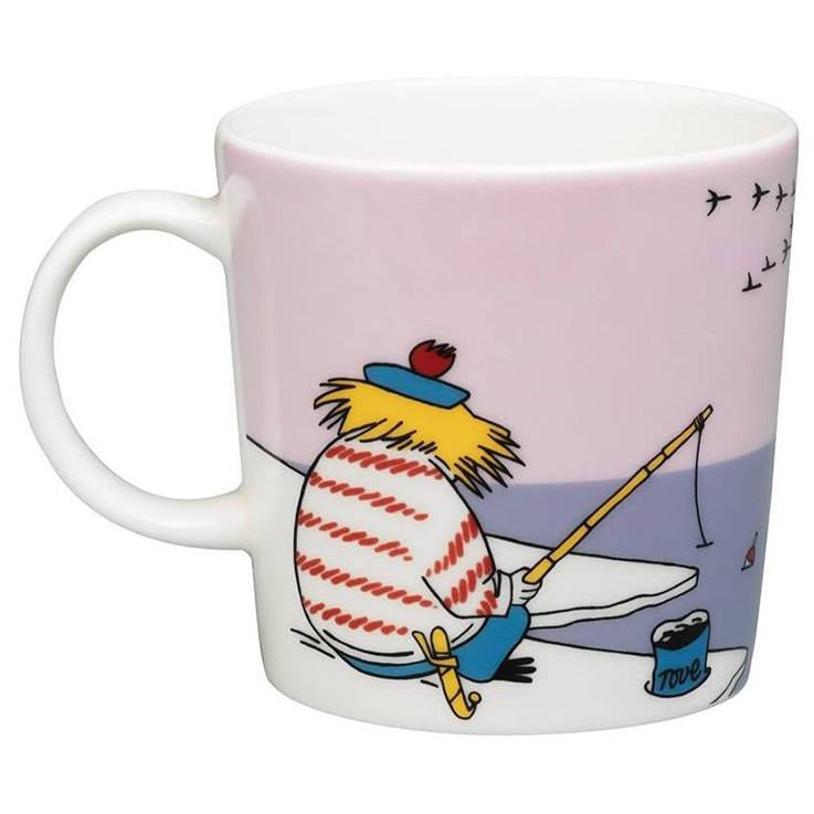 Too-ticky mug, violet by Arabia - The Official Moomin Shop