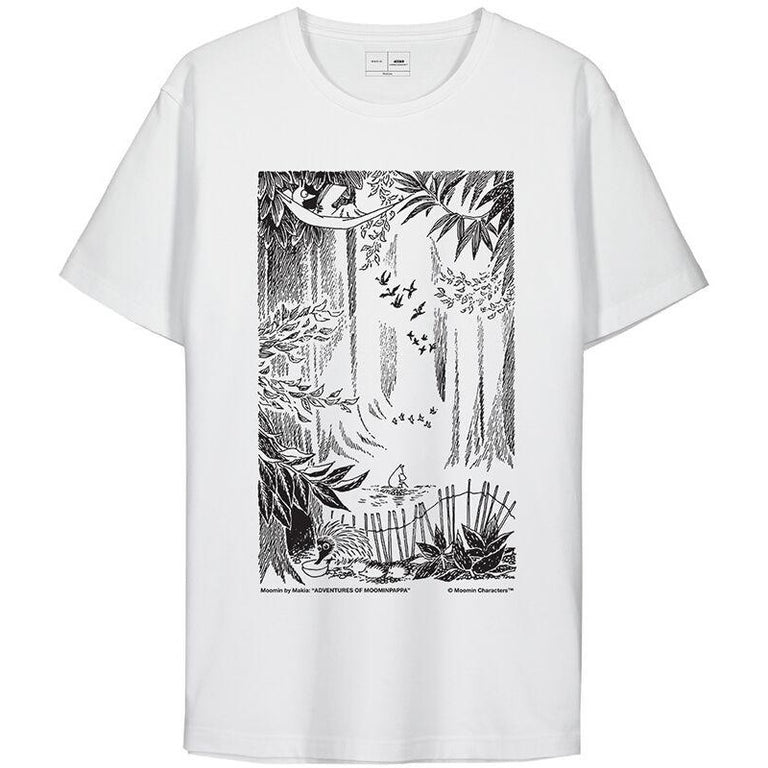 Luonto T-Shirt - Moomin x Makia - The Official Moomin Shop