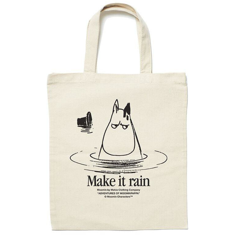 Kylpy Tote Bag - Moomin x Makia - The Official Moomin Shop