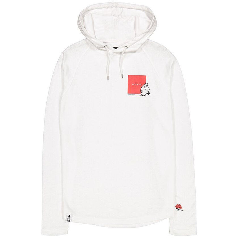 Kiltti Hooded Sweatshirt - Moomin x Makia - The Official Moomin Shop
