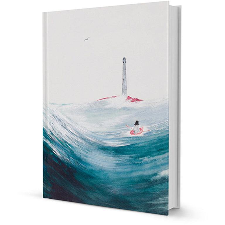Hard cover notebook - Moominpappa at Sea - The Official Moomin Shop