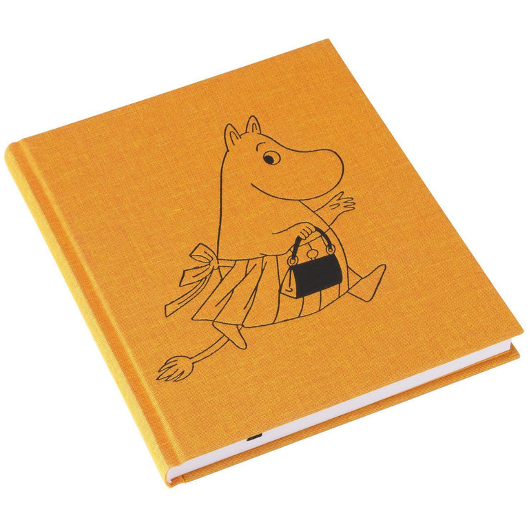 Moominmamma hard cover notebook by Bookbinders - The Official Moomin Shop