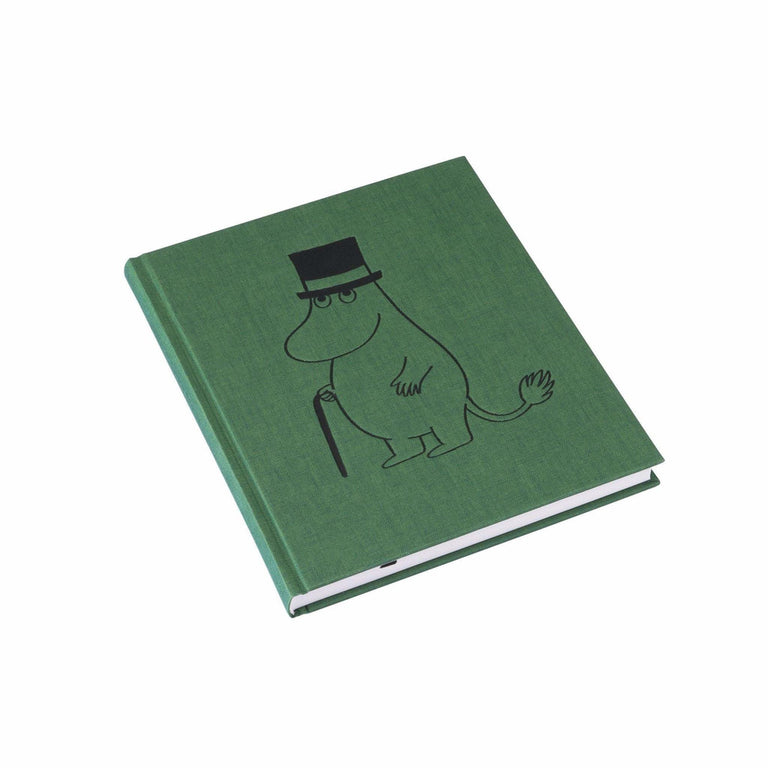 Moominpappa hard cover notebook by Bookbinders - The Official Moomin Shop