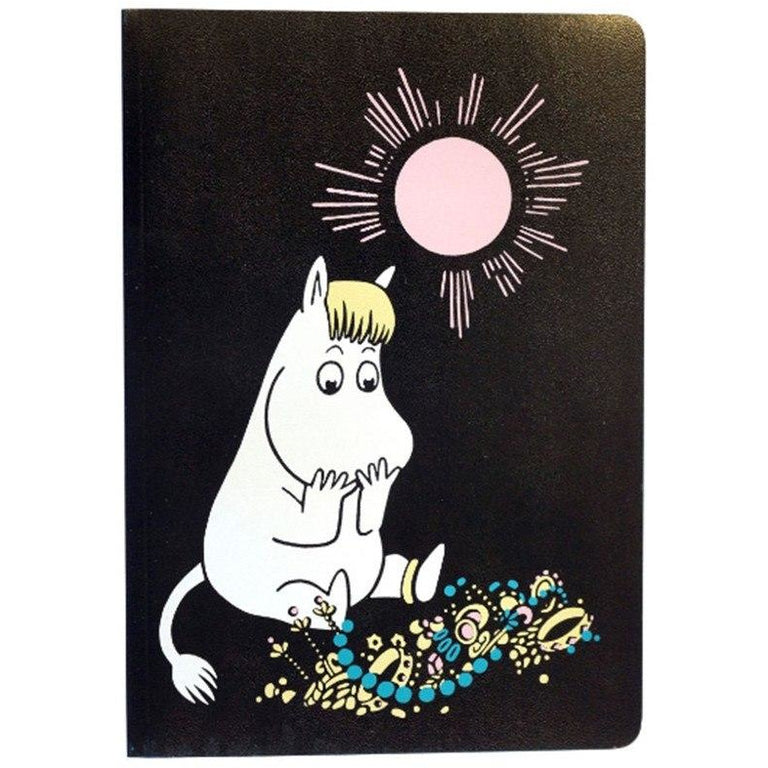 Snorkmaiden notebook A5 by Anglo Nordic - The Official Moomin Shop