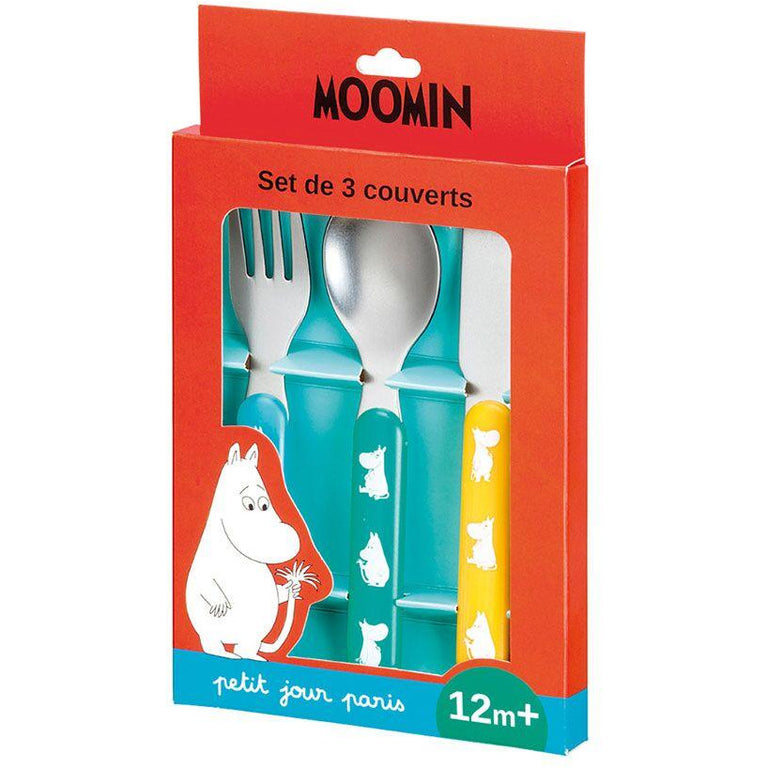 Moomin cutlery set by Petit Jour - The Official Moomin Shop