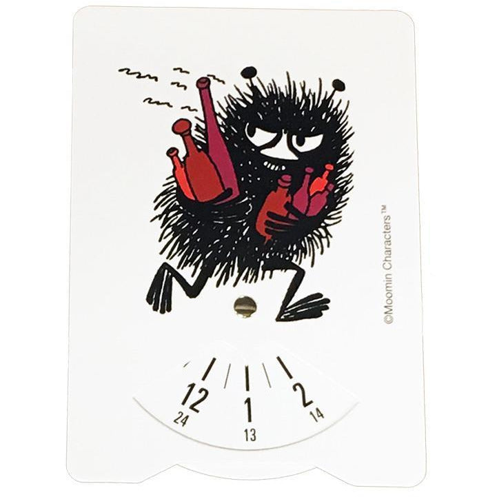 Stinky parking disc - The Official Moomin Shop