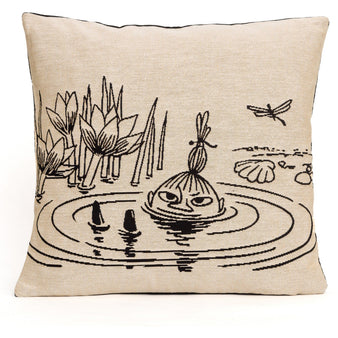 Little My cushion cover by Aurora Decorari