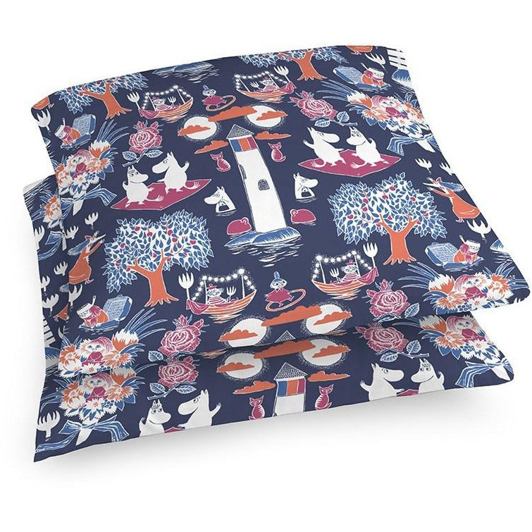 Magic Moomin Decorative Pillow Case by Finlayson - The Official Moomin Shop