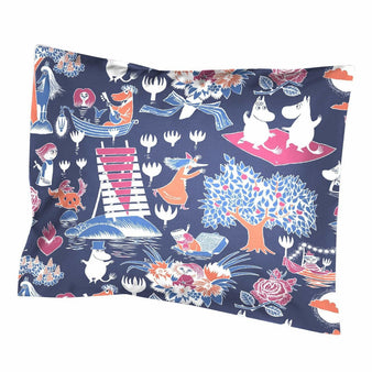 Magic Moomin pillow cover