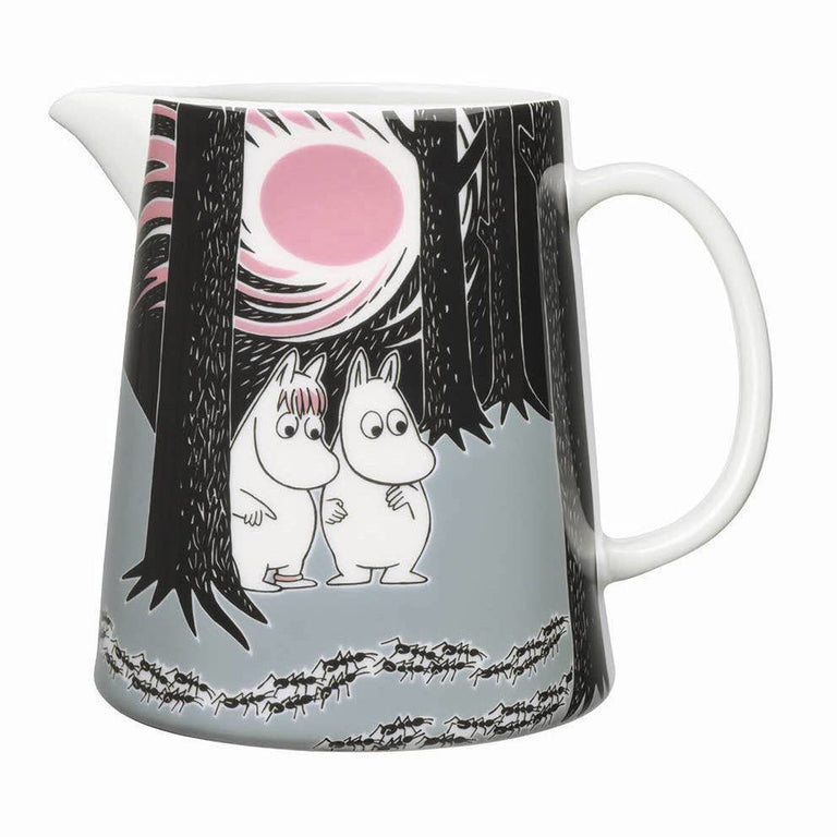 "Moomin ""Adventure Move"" Pitcher 1 l - Arabia - The Official Moomin Shop"