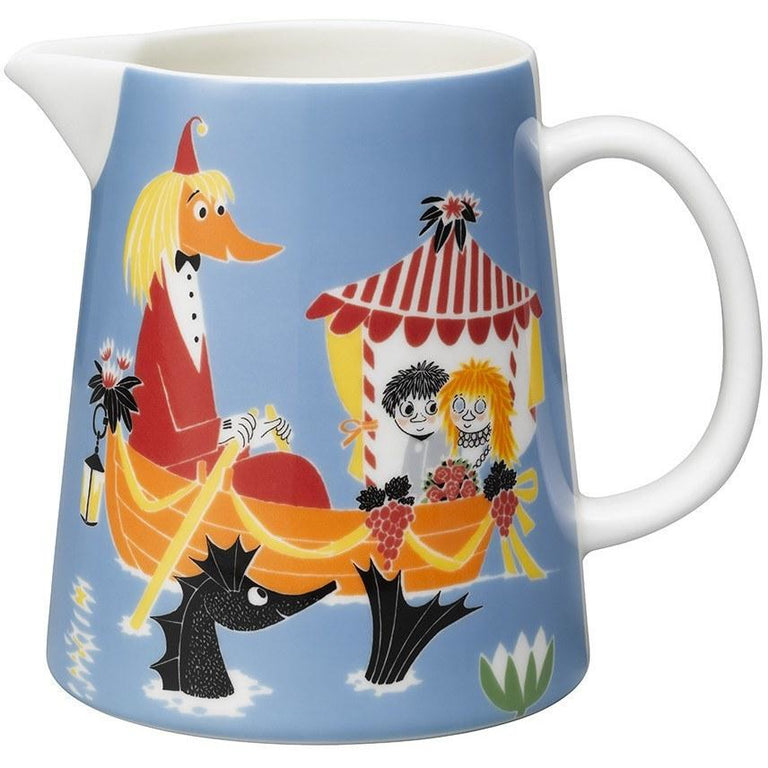 Moomin Friendship pitcher 1 l by Arabia - The Official Moomin Shop