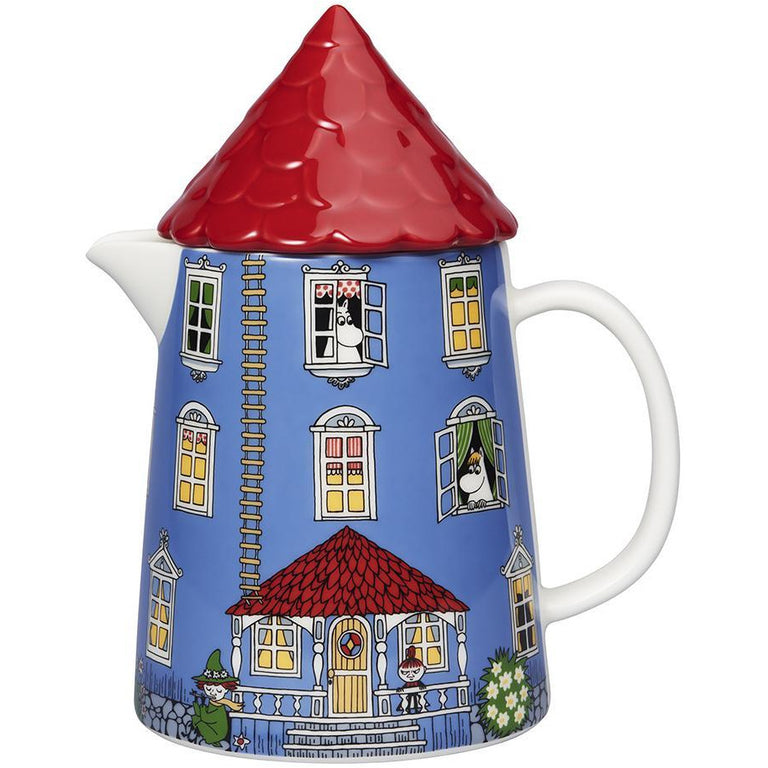 Moominhouse Pitcher 1 l - Arabia - The Official Moomin Shop