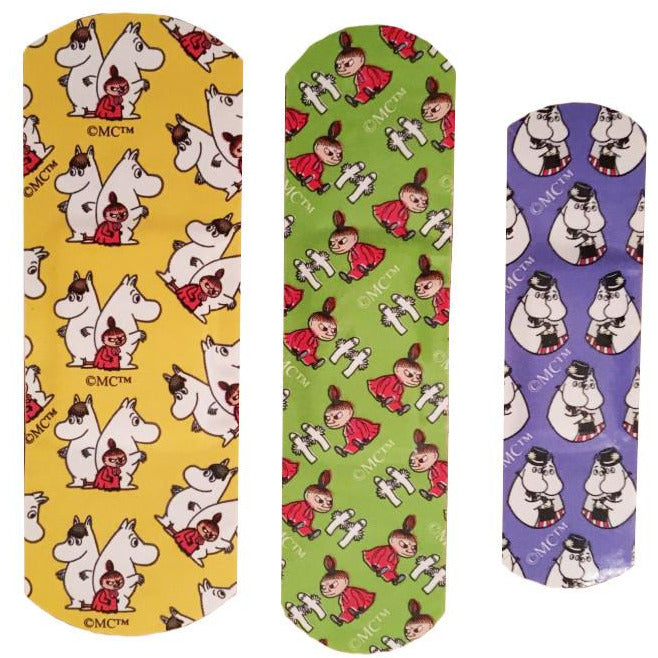 Moomin plasters by Salvequick - The Official Moomin Shop