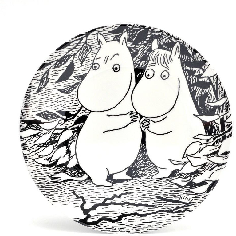 Moomin darling plate - The Official Moomin Shop