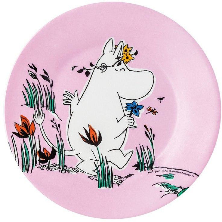 Moomin dessert plate - The Official Moomin Shop
