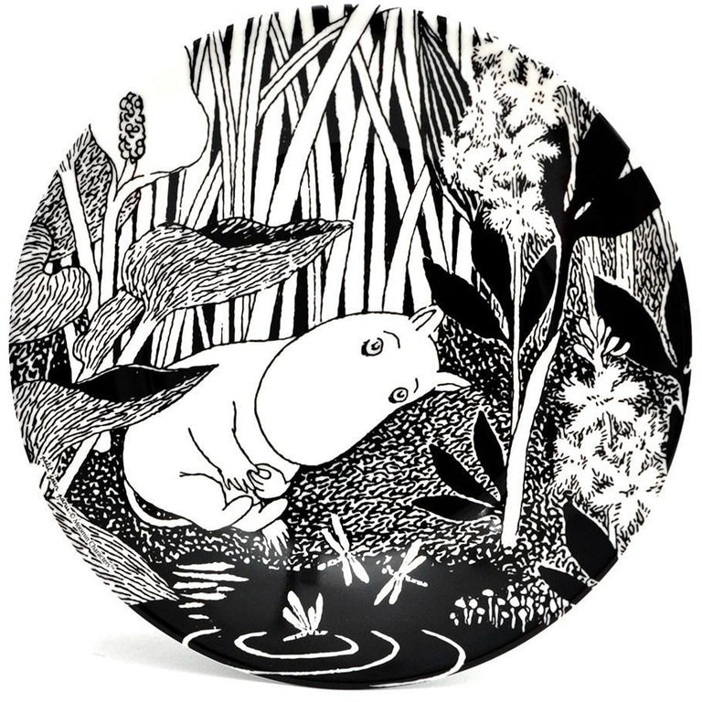 Moomin dream plate - The Official Moomin Shop