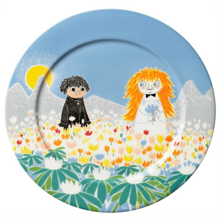 Moomin Friendship Dish 30 cm by Arabia - The Official Moomin Shop