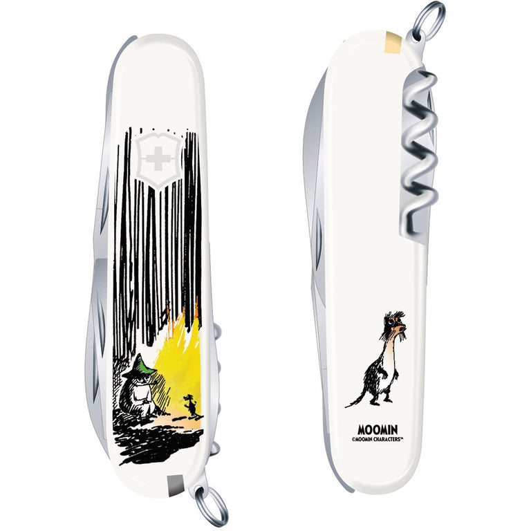 "Moomin ""Song of Spring"" pocket Knife - Victorinox - The Official Moomin Shop"