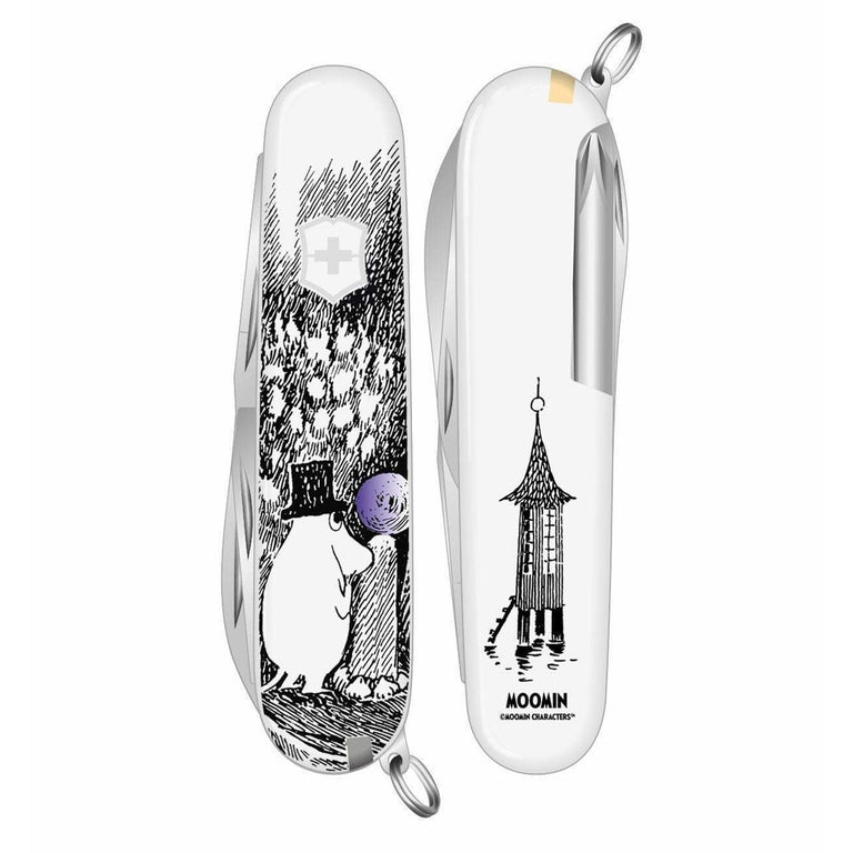 Moominpappa in the Garden pocket knife by Victorinox - The Official Moomin Shop