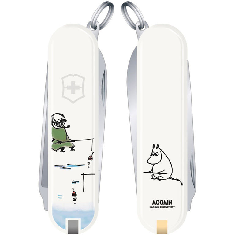Moomintroll & Snufkin pocket knife by Victorinox - The Official Moomin Shop