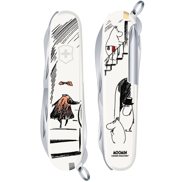 The Invisible Child pocket knife by Victorinox - The Official Moomin Shop