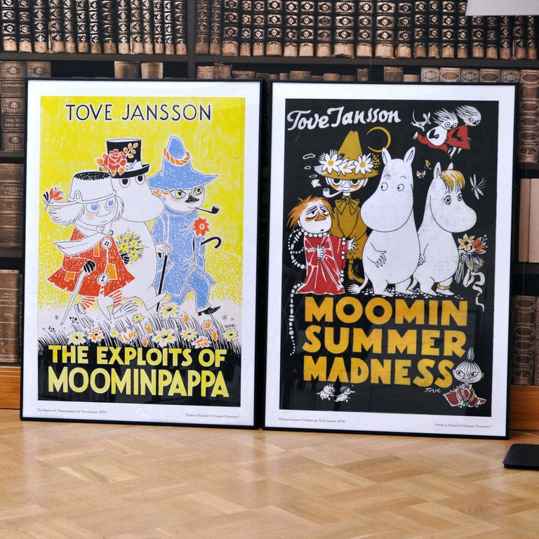 Moomin poster - Moominsummer Madness - The Official Moomin Shop