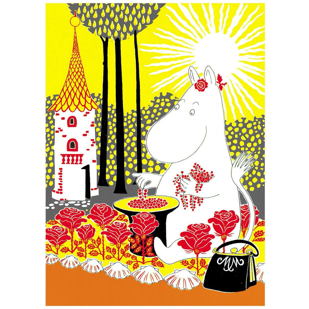 Poster set 1 - The Official Moomin Shop