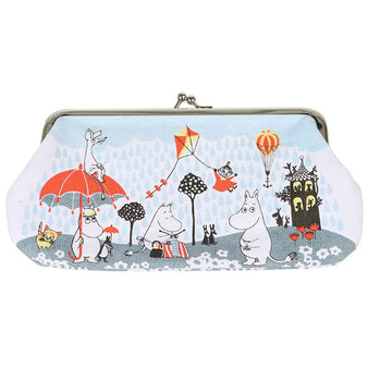 Moomin kite purse/pencil case by Martinex