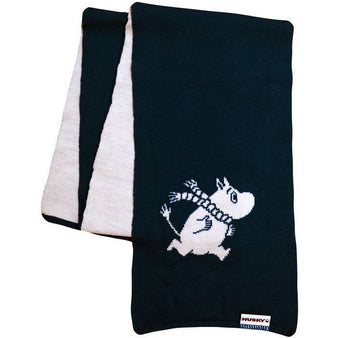 Winter Moomin scarf