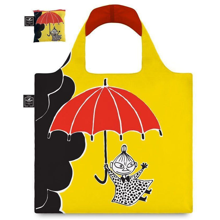 Eco carrybag Little My with umbrella - The Official Moomin Shop