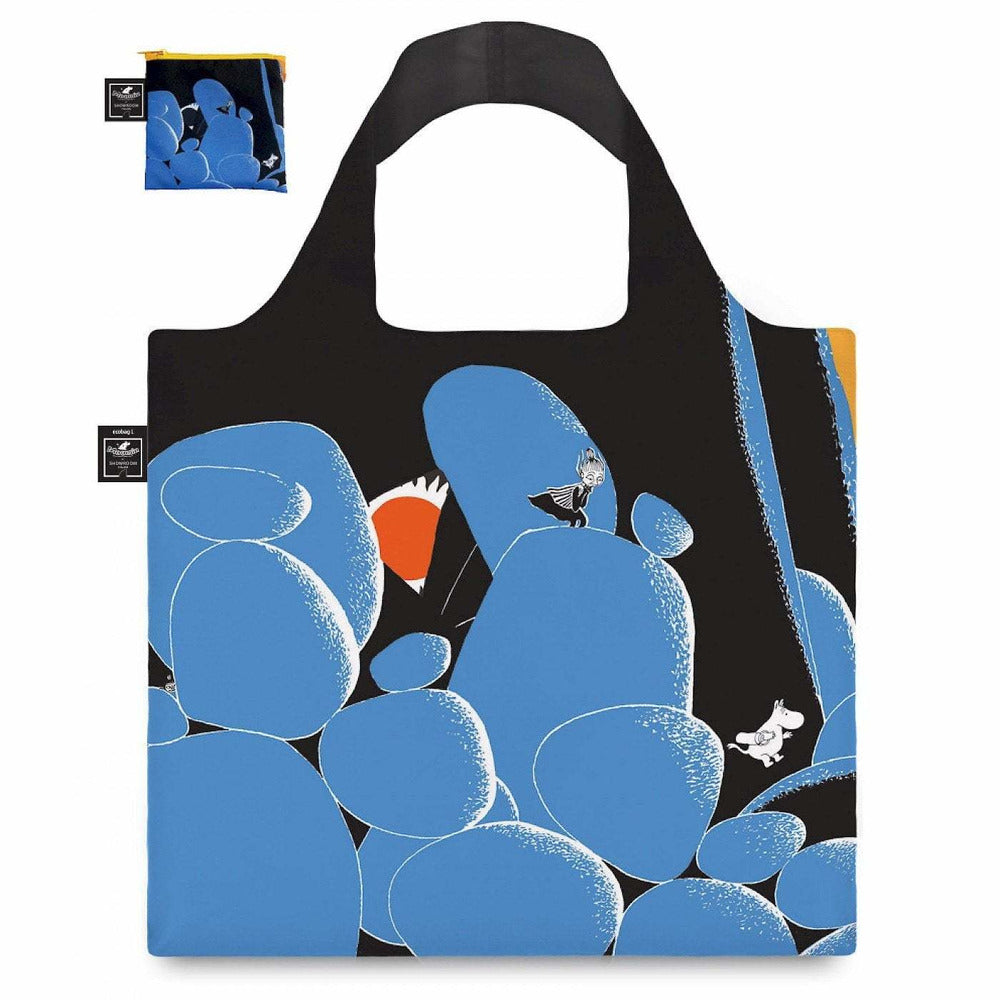 Eco carrybag Moomin Stones - The Official Moomin Shop