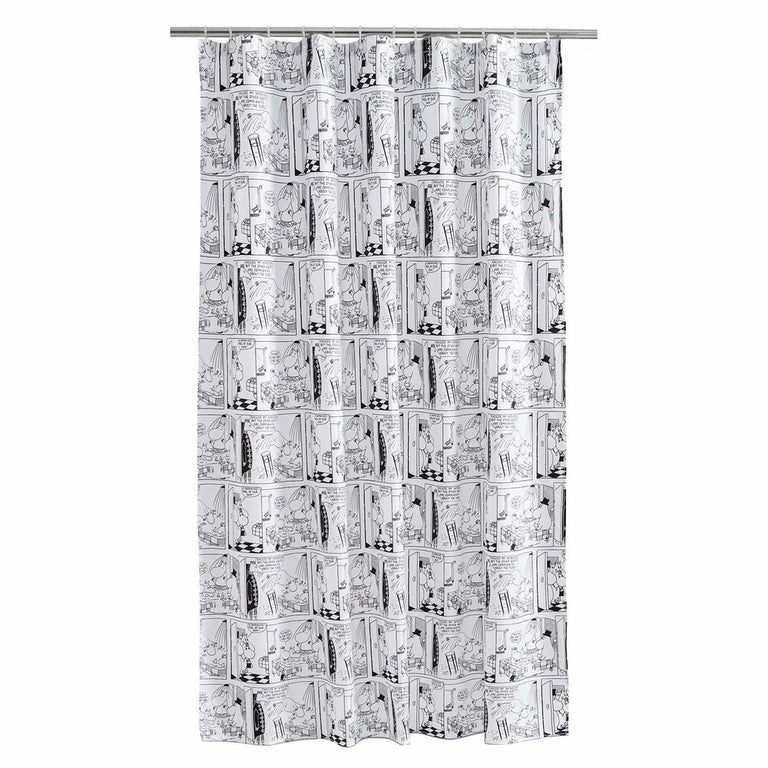 Moomin shower curtain by Finlayson – The Official Moomin Shop