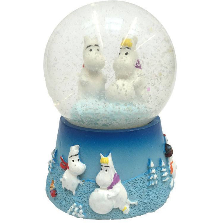 Moomin Snowglobe 80 mm - TMF Trade - The Official Moomin Shop
