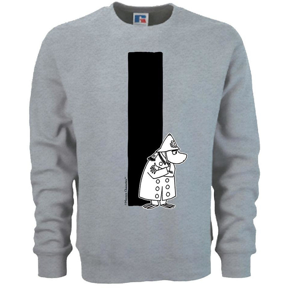 Moomin Alphabet sweatshirt  - I as in Inspector - The Official Moomin Shop  - 1