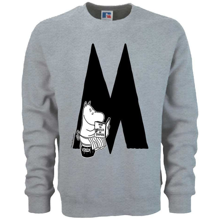 Moomin Alphabet sweatshirt  - M as in Moominmamma - The Official Moomin Shop