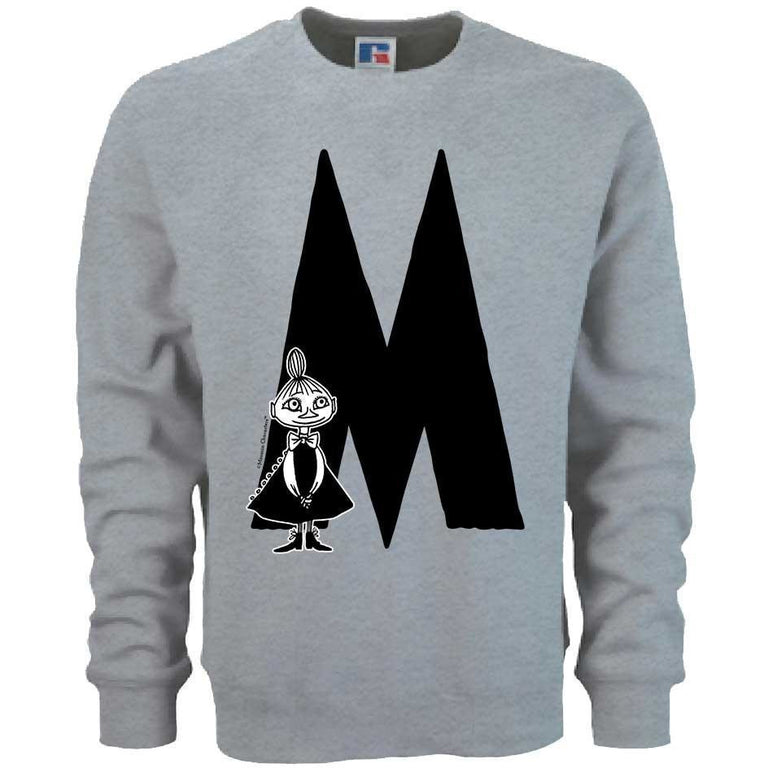 Moomin Alphabet sweatshirt  - M as in Mymble - The Official Moomin Shop
