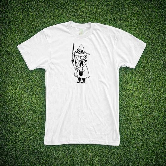 Snufkin t-shirt - Moomin Characters - The Official Moomin Shop