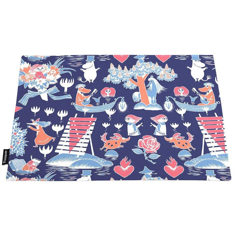 Magic Moomin table mat set by Finlayson - The Official Moomin Shop