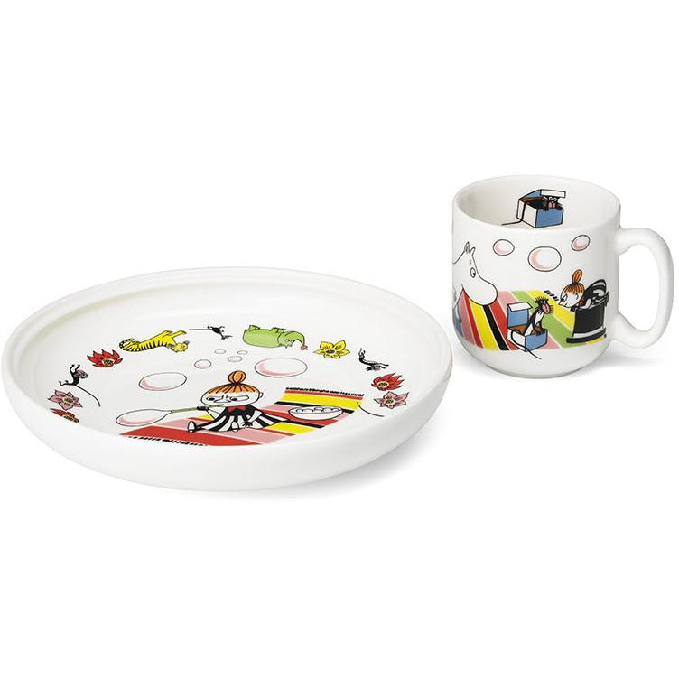 Little My Tableware for children - Arabia - The Official Moomin Shop