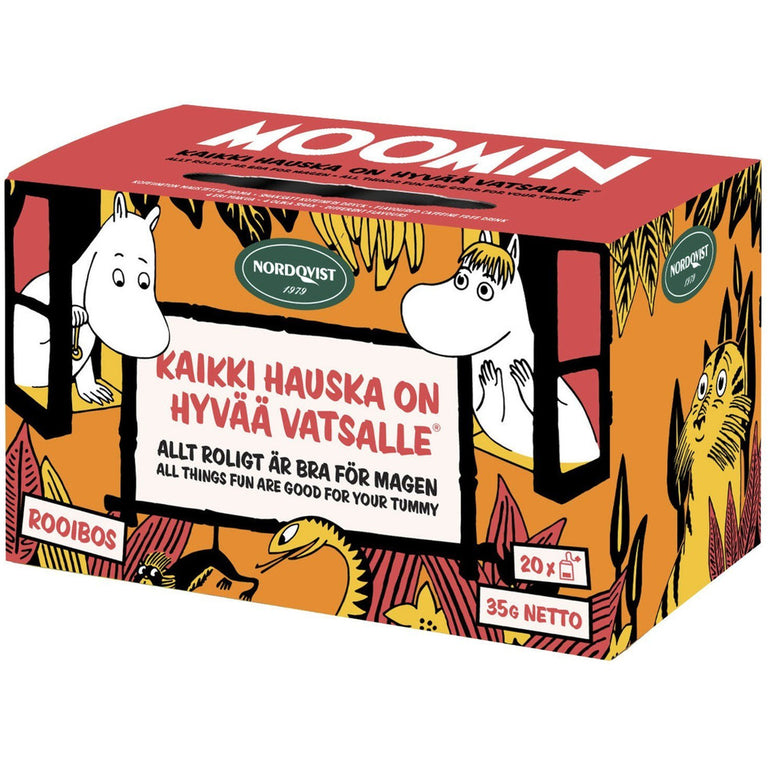 Bagged Moomin Tea - All Things Fun are Good for your Tummy - The Official Moomin Shop