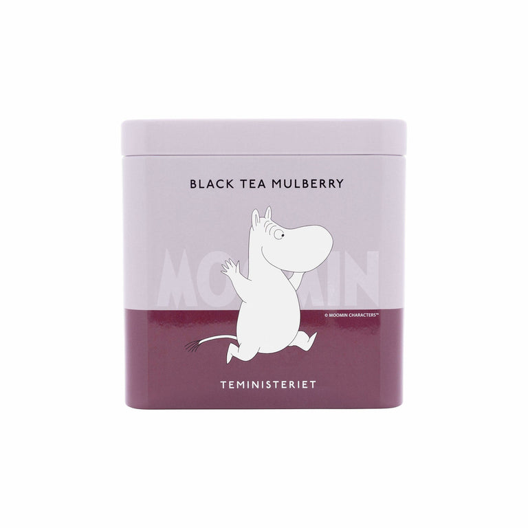 Moomin Black Tea Mulberry - Teministeriet - The Official Moomin Shop