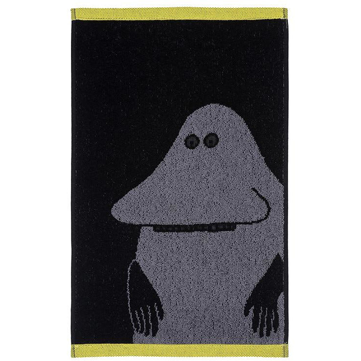 Groke Hand Towel 30 x 50 cm - Finlayson - The Official Moomin Shop