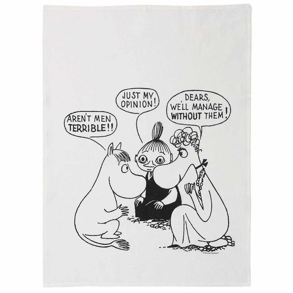 Moomin kitchen towel set Women by Finlayson - The Official Moomin Shop