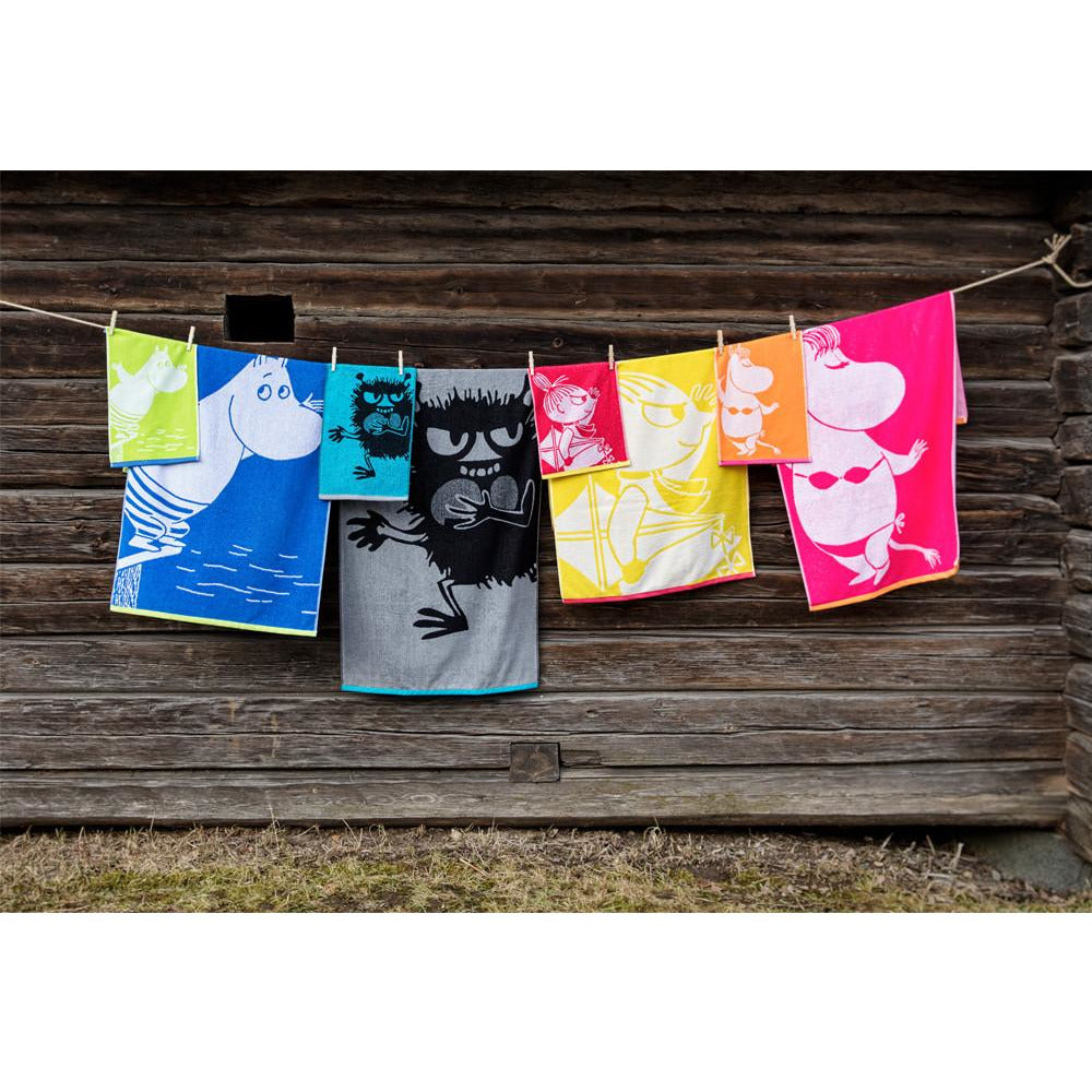 Snorkmaiden towel set 2-pack by Finlayson - The Official Moomin Shop